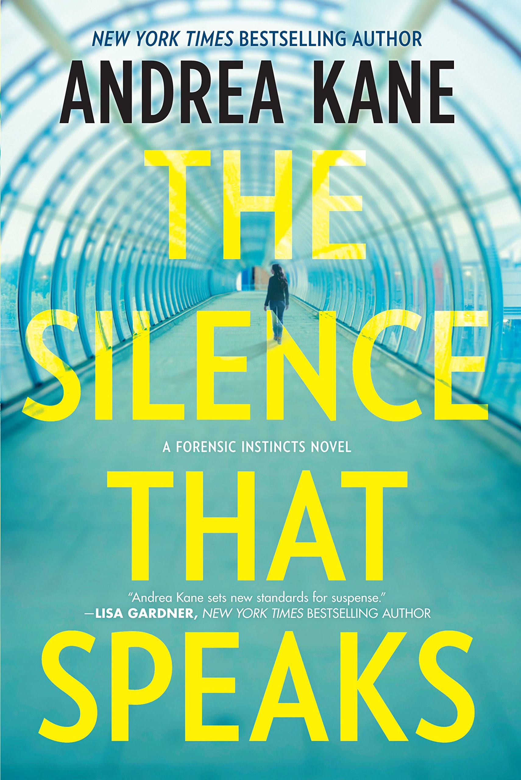 Download The Silence That Speaks (A Forensic Instincts Novel) pdf