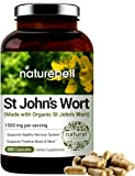 Organic St John's Wort 1500 mg, 200