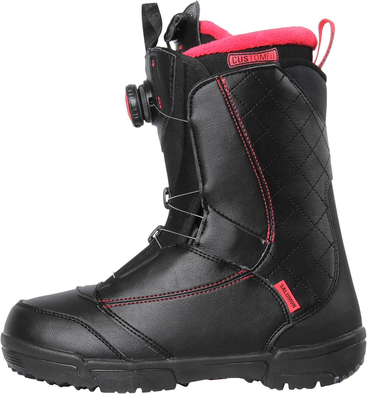 SALOMON chaussures snowboard pour femme Kea