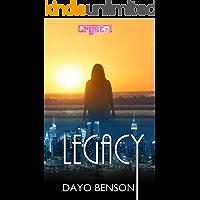 Legacy: A Spiritual Warfare Romantic Thriller (Crystal Book 9)