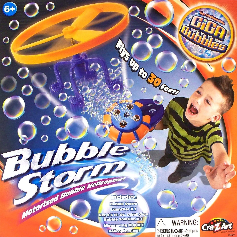 Cra Z Art Giga Bubble Storm N by Cra Z Art (English Manual) B003COL72G | Öffnen Sie das Interesse und die Innovation Ihres Kindes, aber auch die Unschuld von Kindern, kindlich, glücklich