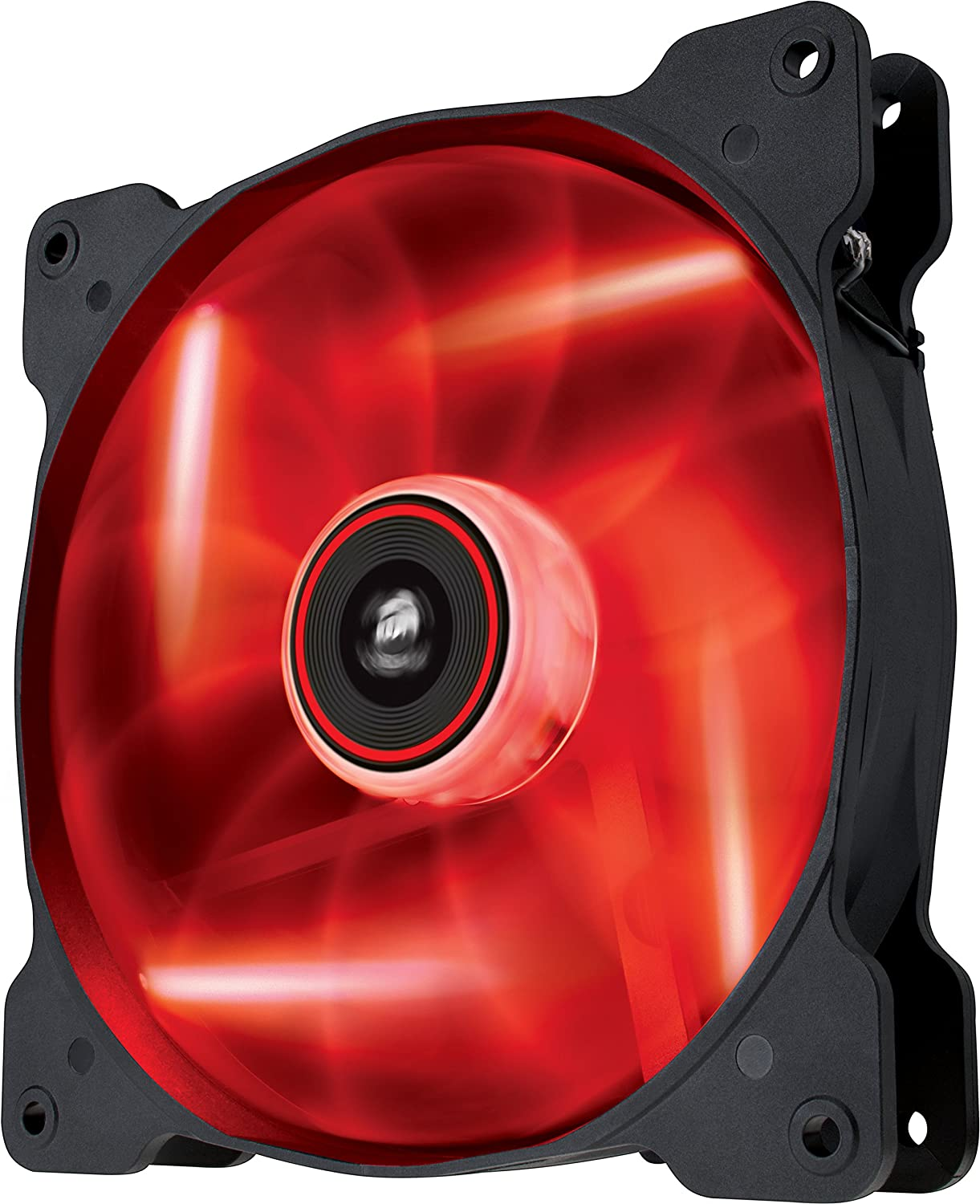 Corsair Air Series SP 140 LED Red High Static Pressure Fan Cooling - single pack