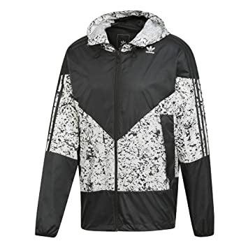 nouvelle arrivee b9904 ecc8d Homme NoirSports Wb Karkaj Veste Adidas Vent Aop Coupe qGVUpzMS