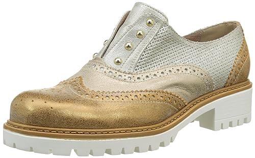 Donna PIU Isotta, Zapatos de Cordones Derby para Mujer: Amazon.es: Zapatos y complementos