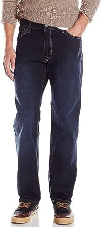 Izod Men's Comfort Stretch Denim Jeans