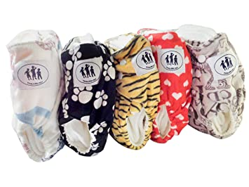 Reusable Baby Infant Nappy Modern Cloth Diapers and Insert Minky Giraffe