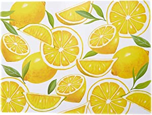 Lots O' Lemons Dishwasher Magnet - Spring Kitchen Appliance Decoration