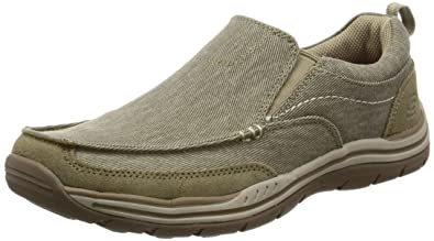 Skechers Men s Expected Toman Slip on Loafer   B01MUC3CBW