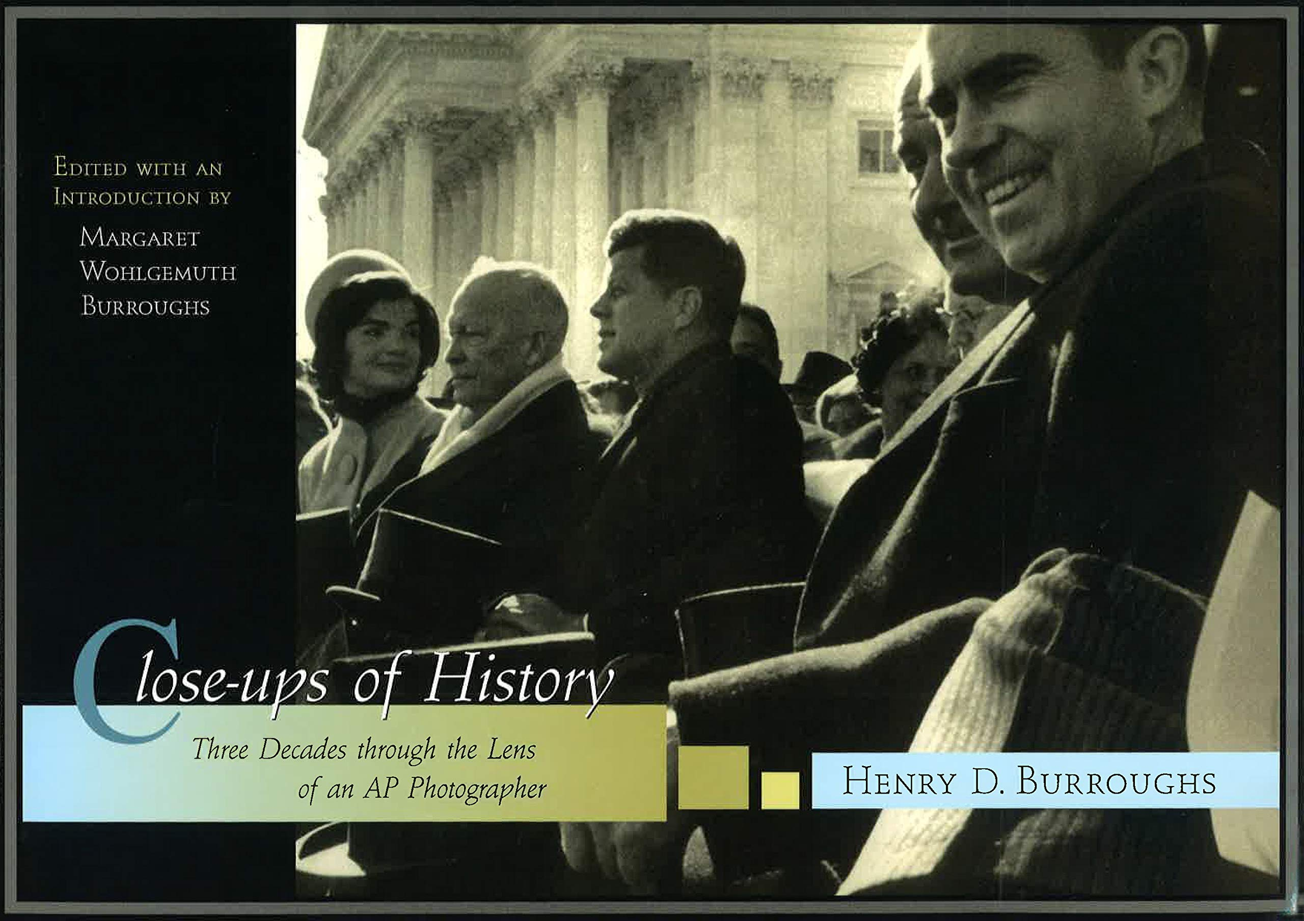 Download Close-Ups of History: Three Decades through the Lens of an AP Photographer ebook