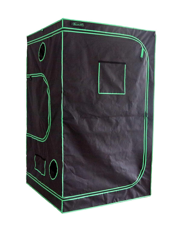 Green Hut 48 X48 X78 600D Mylar Hydroponic Indoor Grow Tent