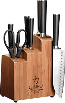 Ginsu 7108 Chikara 8-Piece Stainless Steel Knife Set review