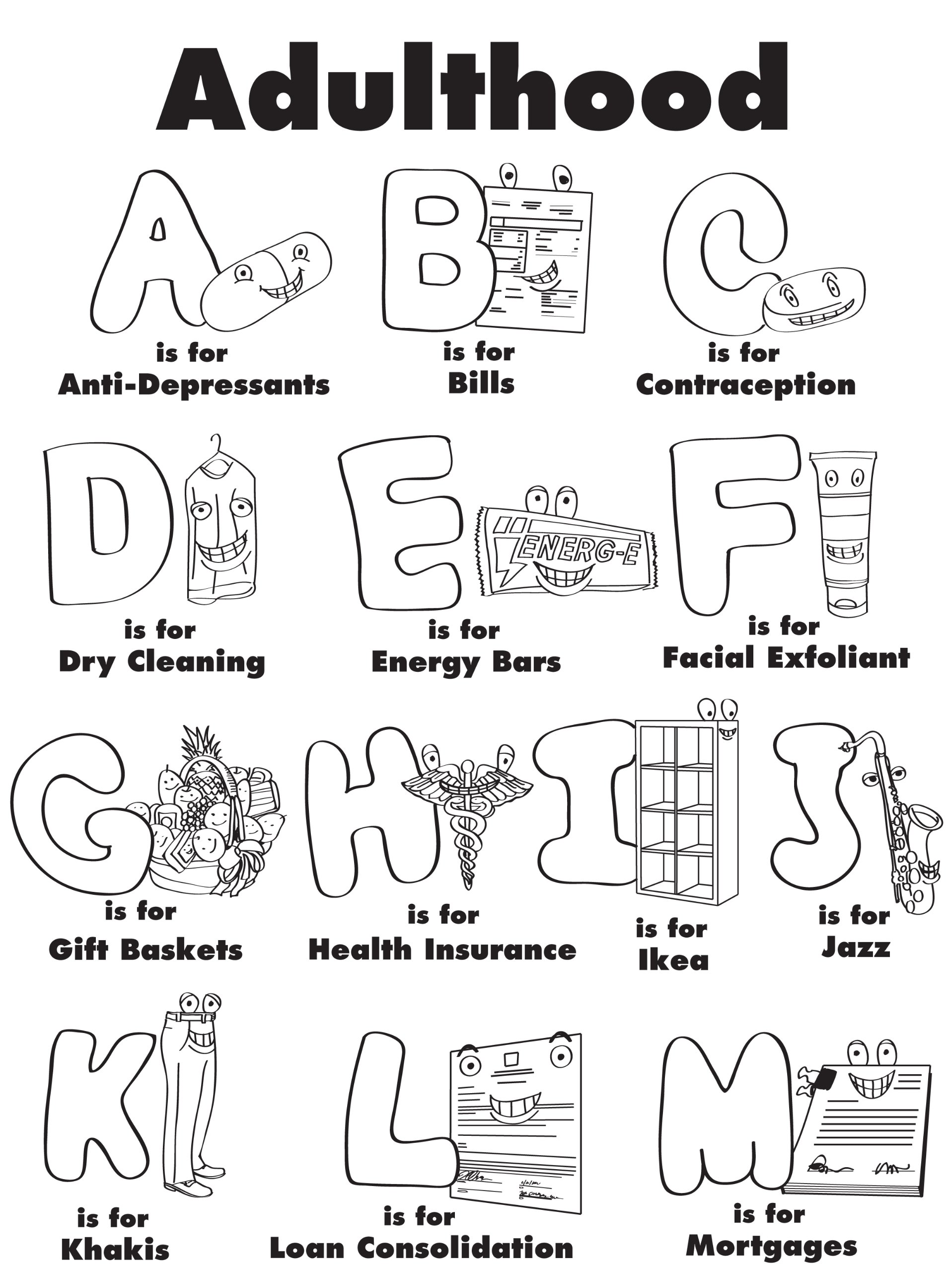 Coloring for Grown-Ups: The Adult Activity Book: Amazon.de: Ryan ...