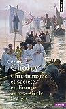 Christianisme et société en France au XIXe siècle, 1790-1914