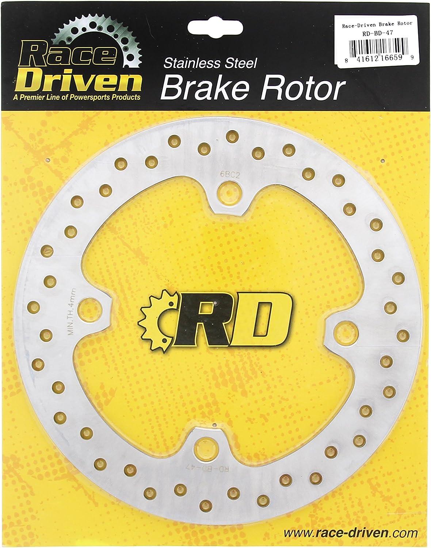 2014-2017 Polaris 1000 RZR XP EPS Front and Rear Standard Brake Rotor Discs