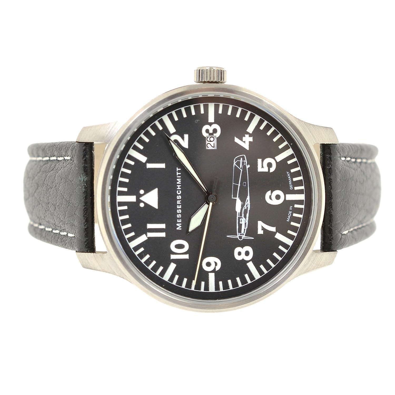 Messerschmitt Uhr Fliegeruhr by Aristo - ME109 - Ref. 109-42S