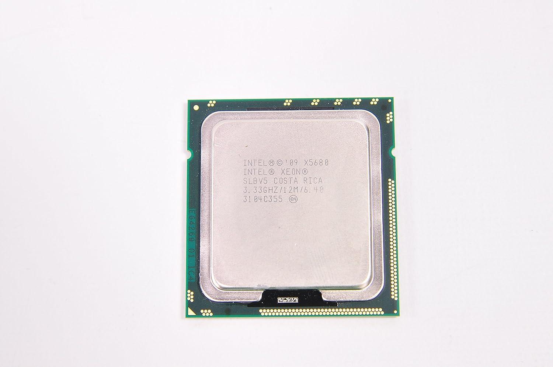Renewed 3.33GHz Intel Xeon X5680 6 Core 6.4GT//s 12MB L3 Cache Socket LGA1366 SLBV5
