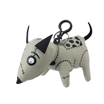 Disney Frankenweenie Sparky Plush Key Ring: Toys & Games