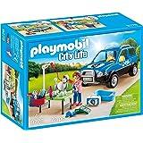 Playmobil - Mobile Dog Groomer - 9278