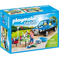Playmobil Mobile Pet Groomer Playset