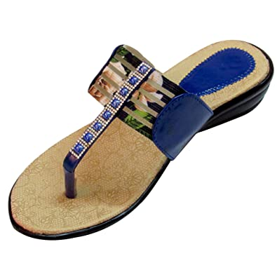 BFM Blue Slippers buy cheap store explore cheap sale recommend buy cheap very cheap C5C8uF