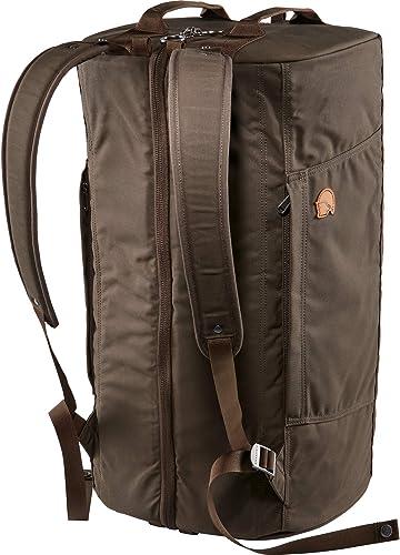 Fjallraven – Splitpack Large Backpack Duffel Bag for Everyday Use, Dark Olive
