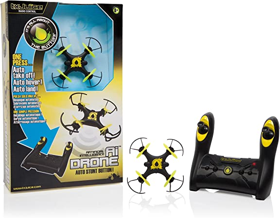 TX Juice Ai Drone First RC Quadcopter With Au