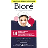 Biore Deep Cleansing Pore Strips, 14-Count