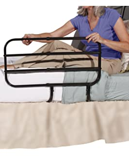 Bed Rail For Tempurpedic Adjustable Bed.Amazon Com Stander Ez Adjust Bed Rail Adjustable Senior