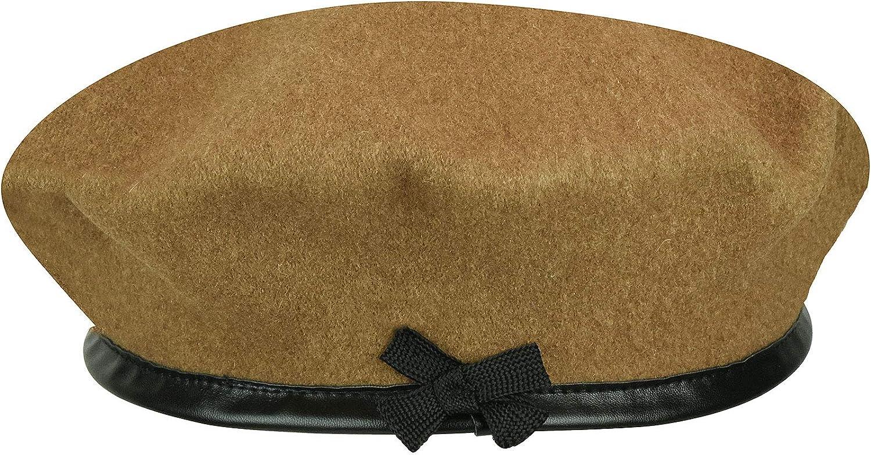 Kangol Damen Baskenm/ütze Wool Monty