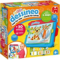 Jumbo 18630 Dessineo - Learn to Paint Easel