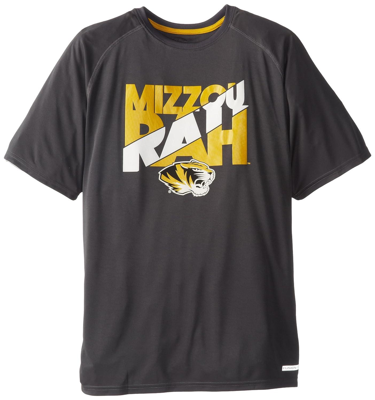 大きな割引 NCAAトレーニングクルーネック半袖Tシャツ B00HE6IQWW Large Large チャコールグレー B00HE6IQWW, 仲南町:e11327b3 --- a0267596.xsph.ru