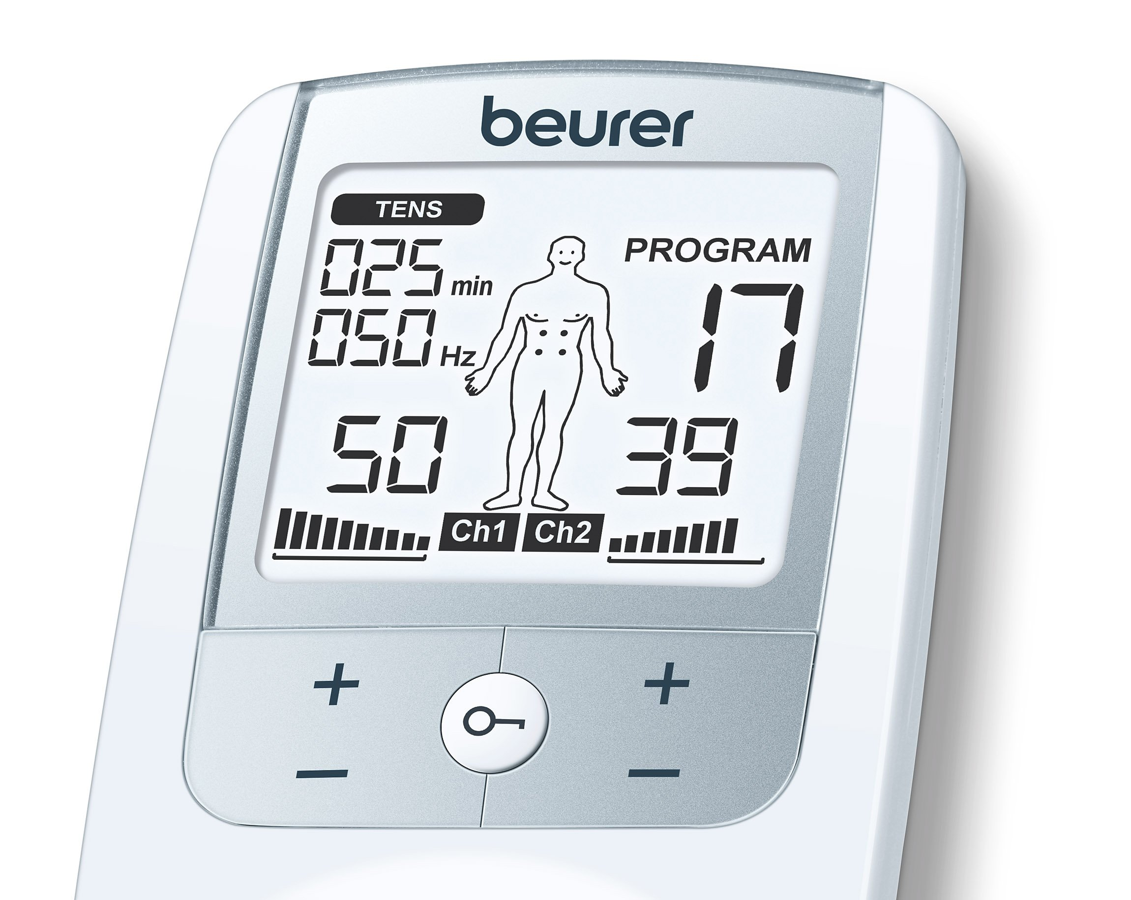 Beurer Digital Electrostimulation Tens Device, Muscle Stimulator for Pain Management by Beurer North America (Image #2)