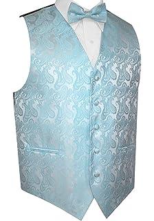 a85f4f679ec9 Men's Dress Vest & Bowtie Emerald Green Color Vertical Stripe Design ...