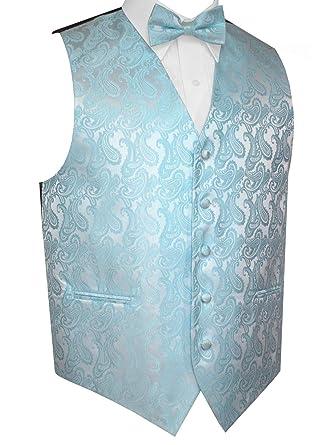 461b198f047 Brand Q Men's Tuxedo Vest and Bow-Tie Set at Amazon Men's Clothing ...