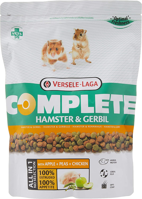 Versele-laga A-17360 Completo Hámster y Jerbo - 500 gr