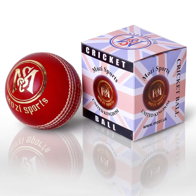 4¾ Or 5½ oz Gray Nicolls Crest Academy Leather Cricket Ball