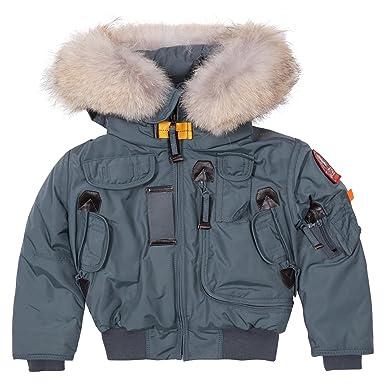 Parajumpers Kids Gobi Boys Jacket 8 Yrs Teal: Parajumpers