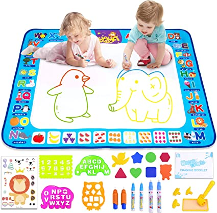 Dreamingbox Water Drawing Mat Baby Toys-Gifts for Kids