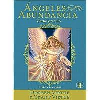 Ángeles de abundancia: Cartas oráculo (Libro y Cartas)