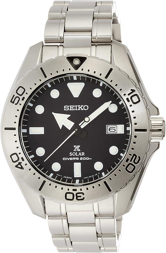 [セイコーウォッチ] 腕時計 プロスペックス ソーラーダイバーズ200m大 SBDJ009