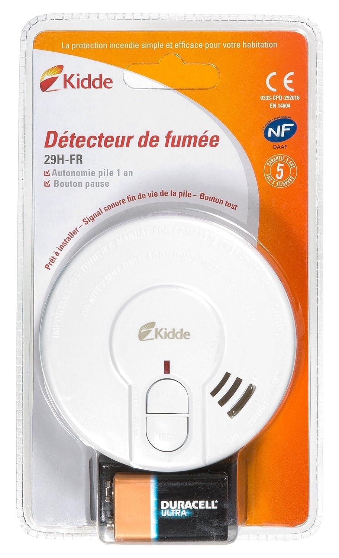 alarme incendie kidde 29h fr. Black Bedroom Furniture Sets. Home Design Ideas
