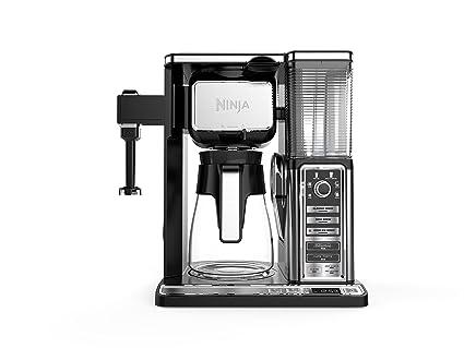 ninja coffee how to clean
