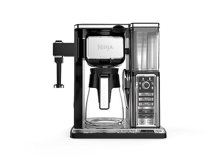 Review Ninja Coffee Bar Auto-iQ