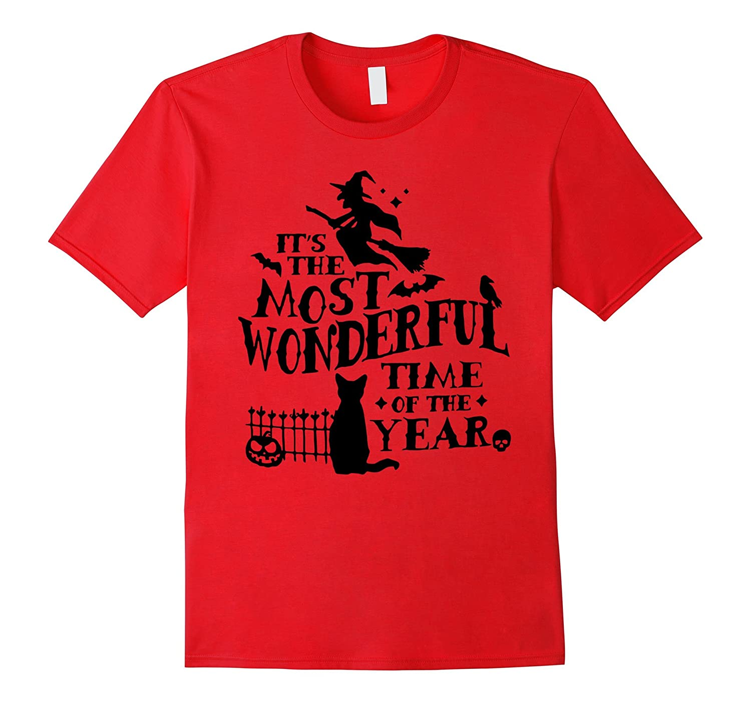 It's The most Wonderful Time Of The Year - halloween T-Shirt-T-Shirt