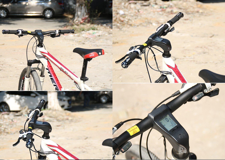 Entfernungsmesser Fahrrad : Dpob fahrradcomputer wasserdichter multifunktionsfahrrad