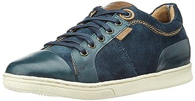 Sneakers for Men On Sale, Black, Leather, 2017, US 9 - UK 8 - EU 42 - JP 27 Levi's