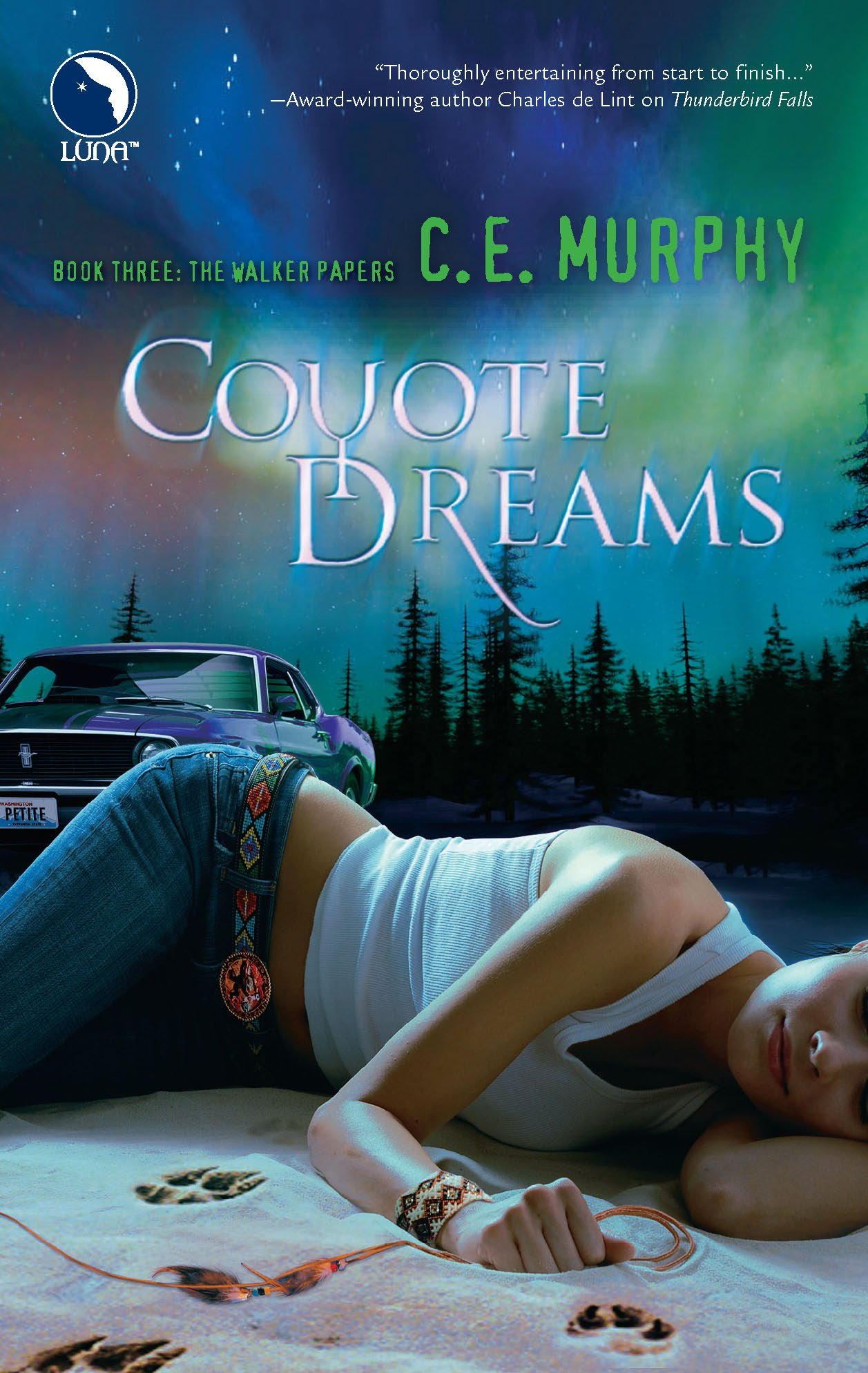 Coyote Dreams (The Walker Papers, Book 3): C.E. Murphy ...