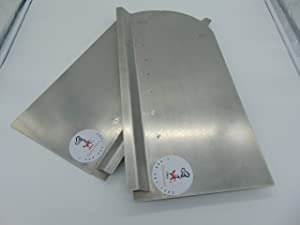 A Set Of Deep Fryer Splash Guard 1