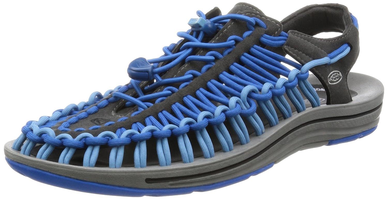 KEEN Herren blau Uneek M Durchgängies Plateau Sandalen, blau Herren Blau (Raven/Imperial Blau) 39a965