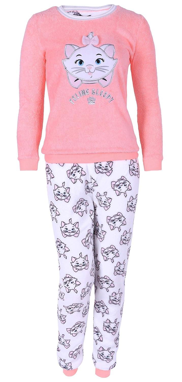 Pijama de Dos Piezas Gata Marie Aristogatas Disney: Amazon.es: Ropa y accesorios